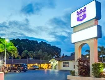 hotel Knights Inn Vero Beach