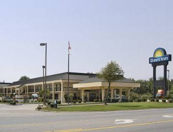 hotel Days Inn Greenville MS