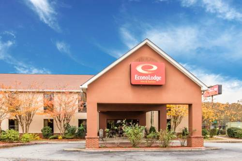 hotel Econo Lodge Inn & Suites Canton