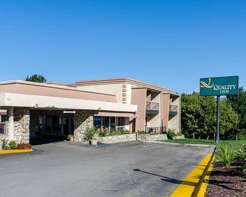 hotel Quality Inn Lawrence