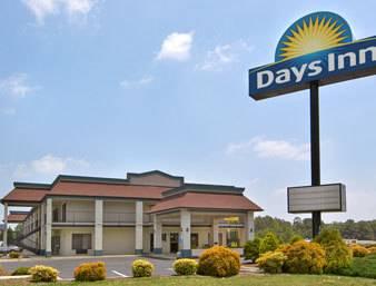 hotel Days Inn Yanceyville