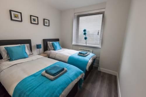 hotel Luxe Barnet Suites