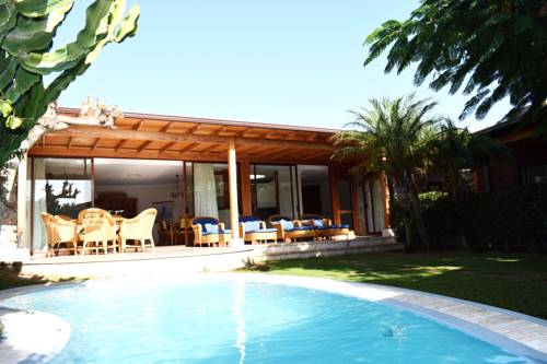 hotel Luxury Villa with private pool