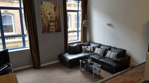 hotel Worcester City Serviced Apartments