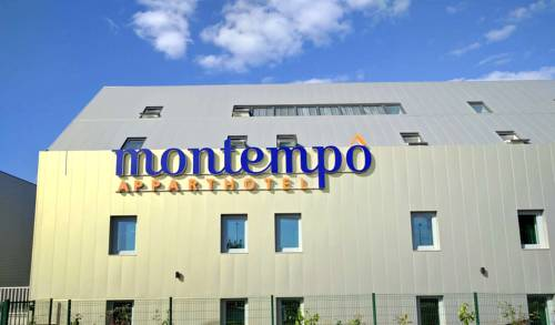 hotel Montempô Apparthôtel Paris-Vélizy
