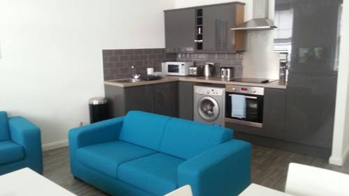 hotel Smart Central 2 Bed Apartment