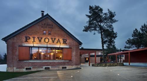 hotel Pivovar Lindr Mžany