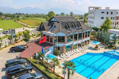 hotel Hotel Vila Aeroport