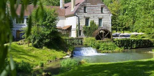 hotel Moulin de Mombreux