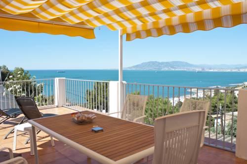 hotel Casa Balcón de Málaga