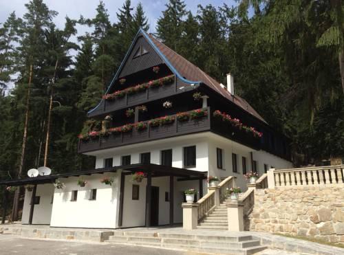 hotel Hunting Lodge Vitkov