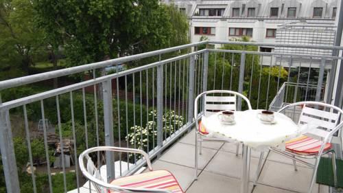 hotel Nordrand-Apartment