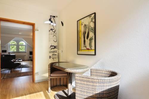 hotel Apartment Essen- Bredeney