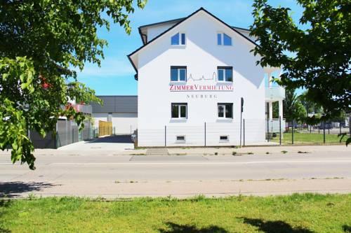 hotel Zimmer Vermietung Neuburg