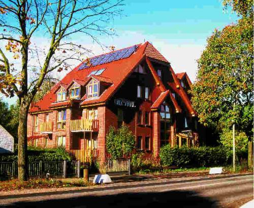 hotel Ökotel Hamburg