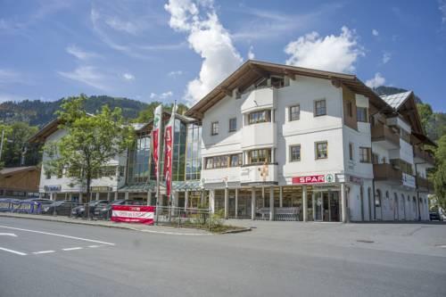 hotel Appartement Kaiserblick