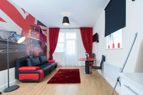 hotel One bedroom flat in Harrow 50a