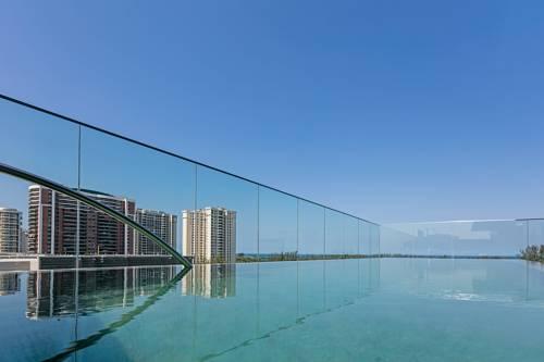 hotel Best Western PREMIER Américas Fashion Hotel by Lenny Niemeyer