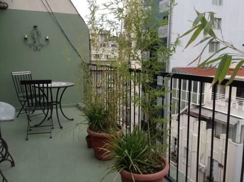 hotel Studio con balcon