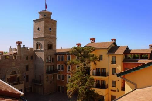 hotel Torrepueblo