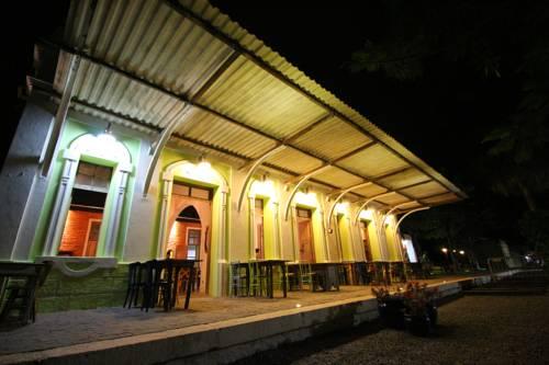 hotel Pousada Estação Bananeiras