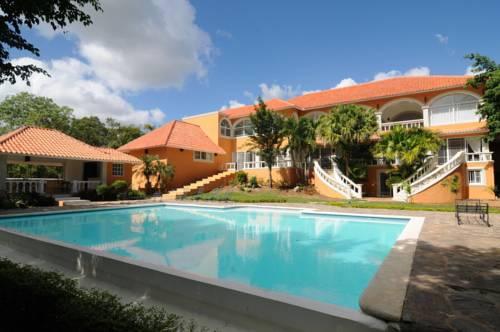 hotel Villa Barranca Este 15