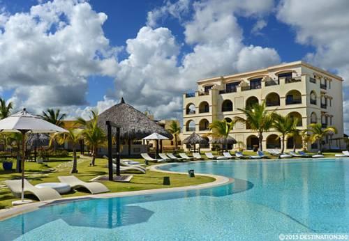 hotel Fishing Lodge CapCana Luxury 4Diamonds
