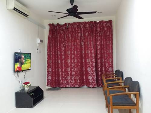 hotel Homestay Fayyadhah BRP2 3 ROOMS
