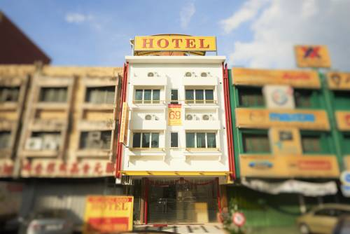 hotel Ipoh Road Hotel
