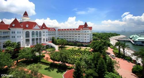hotel Hong Kong Disneyland Hotel