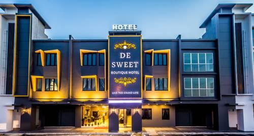hotel De Sweet Boutique Hotel