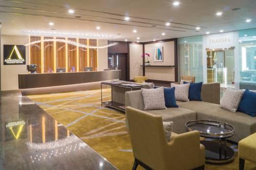 hotel Ambassador Transit Hotel - Terminal 2