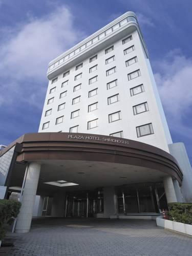 hotel Plaza Hotel Shimonoseki