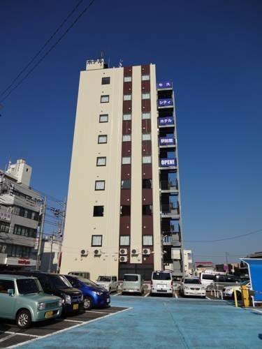 hotel Ushiku City Hotel Ekimaekan