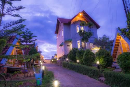 hotel Vanda Garden Hill