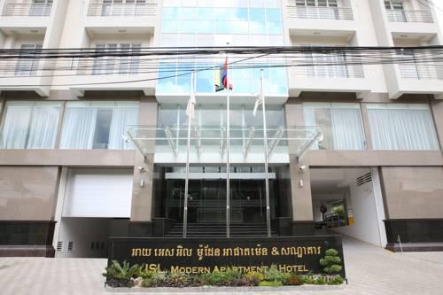 hotel ISL. Modern Apartment & Hotel