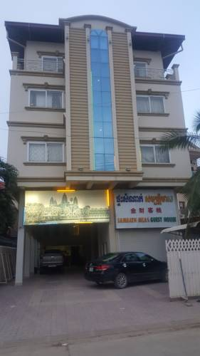 hotel Sambathmeas Guesthouse Chom Chao