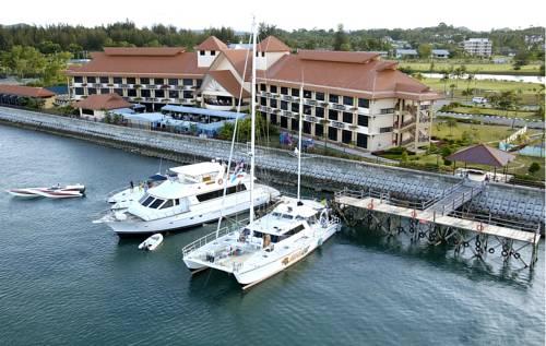 hotel Kudat Golf & Marina Resort