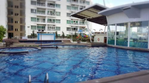 hotel One Borneo Tower B Apartment
