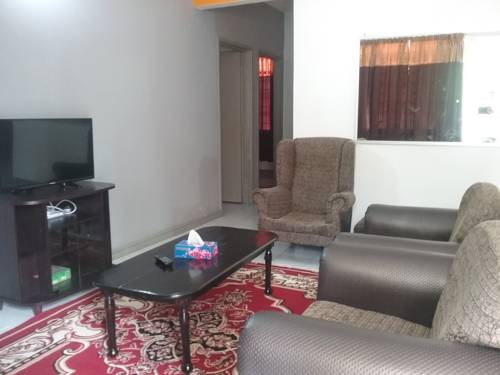 hotel Anjung Apartment & Breakfast