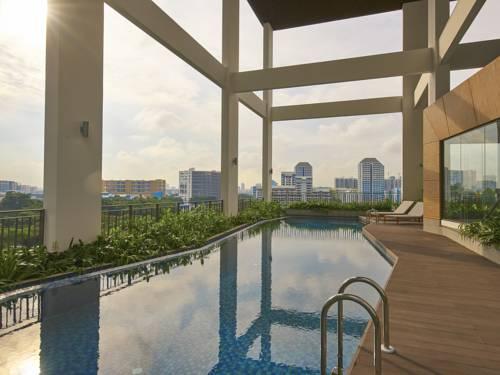 hotel Oasia Residence Singapore