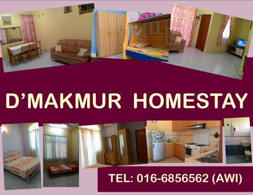 hotel D'Makmur Homestay
