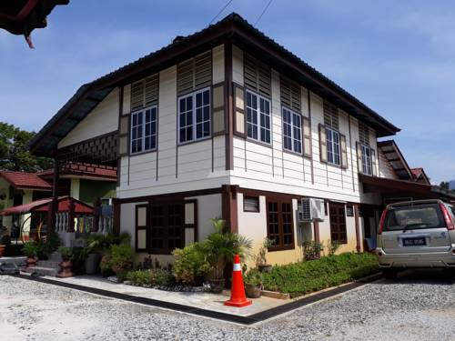 hotel Teratak Opah Kamunting
