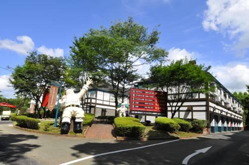 hotel Kumamoto Hotel Christmas Forest Garden