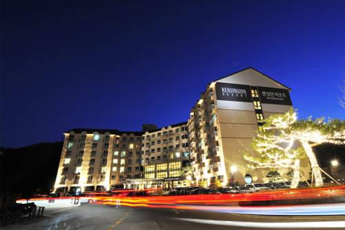 hotel Kensington Resort Cheongpyeong