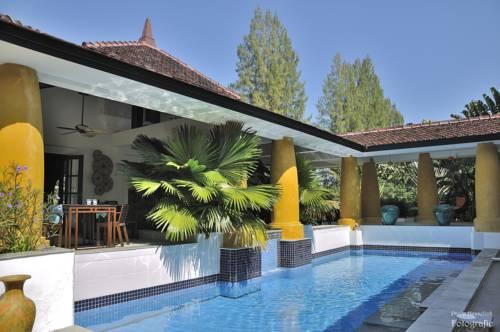 hotel Villa Baan Malinee