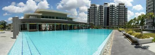 hotel Sandakan Apartment IJM Condo