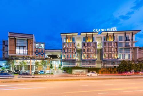 hotel Grand Vista Hotel Chiangrai