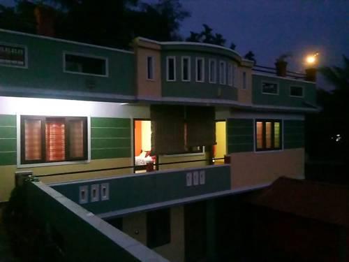 hotel Green Villa
