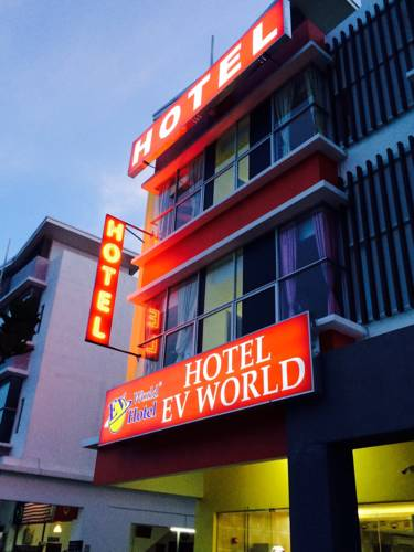 hotel EV World Hotel Kajang